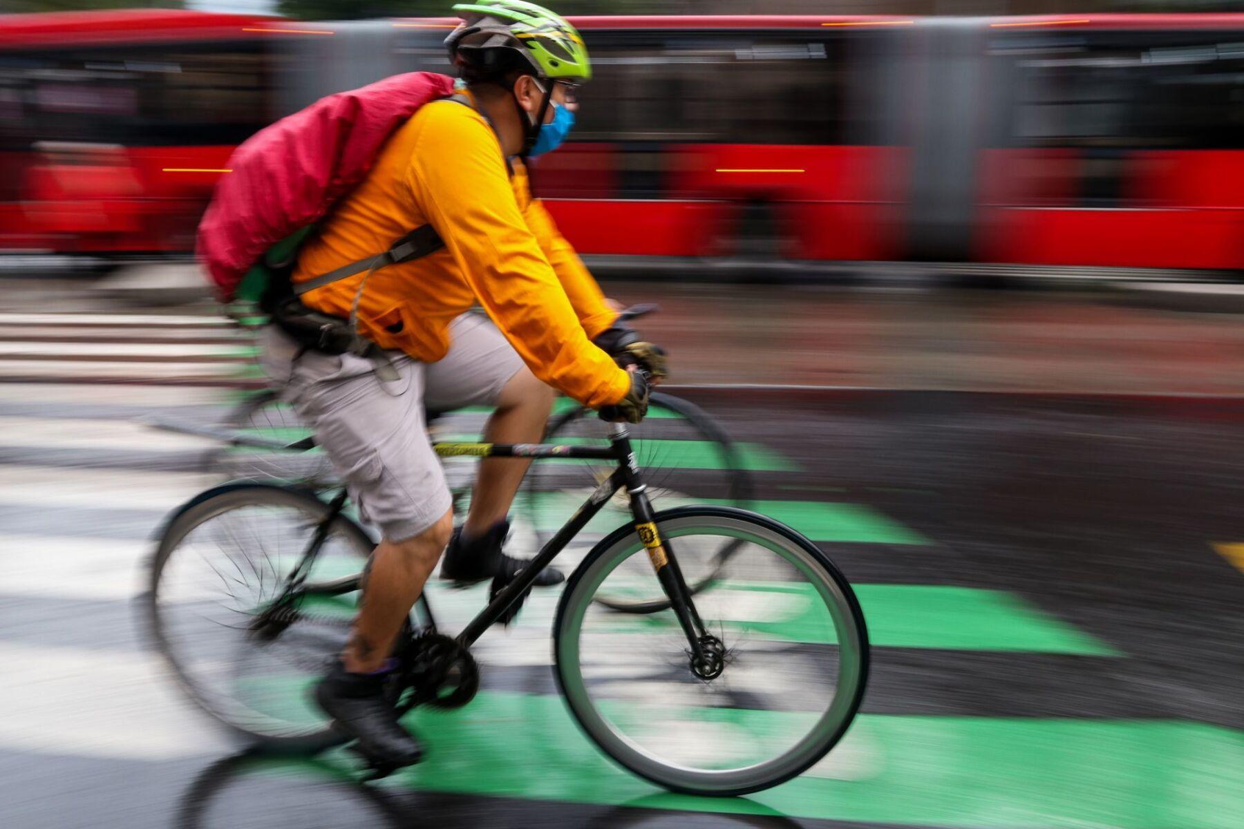 ciclismo cdmx