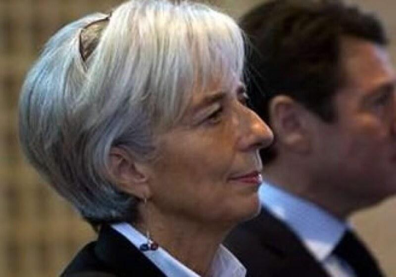 La primer ministra de Francia pidió acelerar la cancelación de deuda a Haití que se decidió en julio.  (Foto: Reuters)