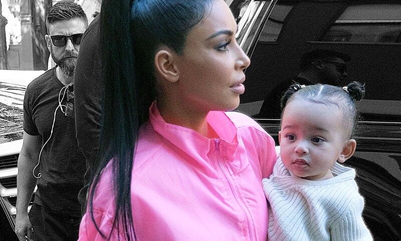 Chicago-West-KKW-Beauty-kim-kardashian-
