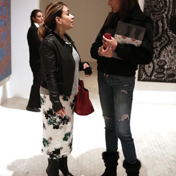 Luisa Serna, Celia Daniel