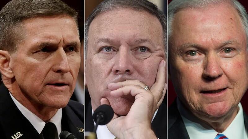 Tres conservadores de línea dura.