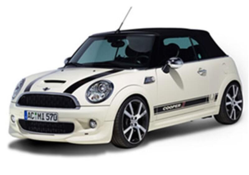 MiniCooper es parte de la línea que incluirá BMW con un sistema de aviso opcional. (Foto: Cortesía www.autocosmos.com.mx)