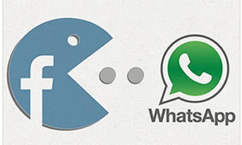 La red social va a pagar más del doble de sus ingresos anuales por WhatsApp. (Foto: Cortesía CNNMoney)