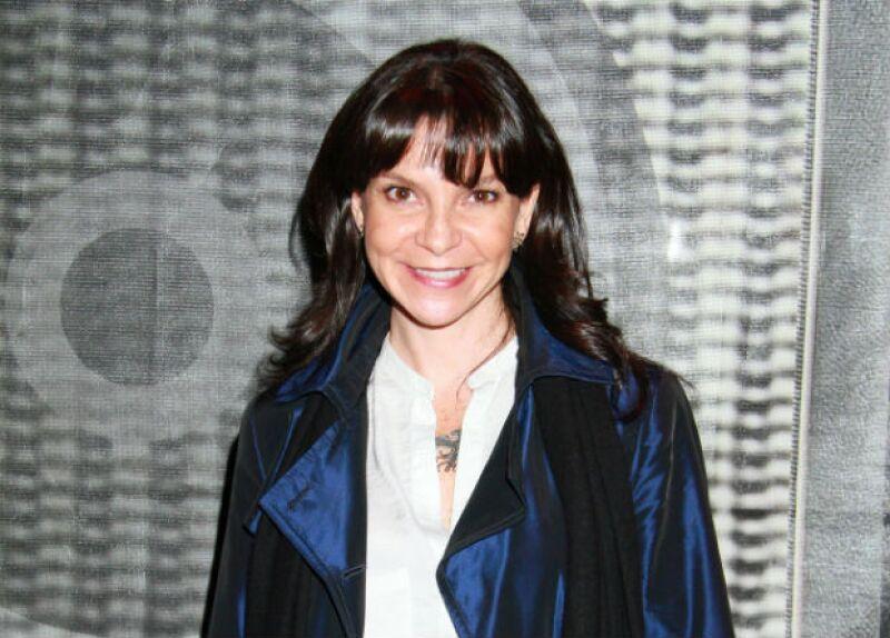 Mariana Garza forma parte del elenco actual de Monólogos de la Vagina.