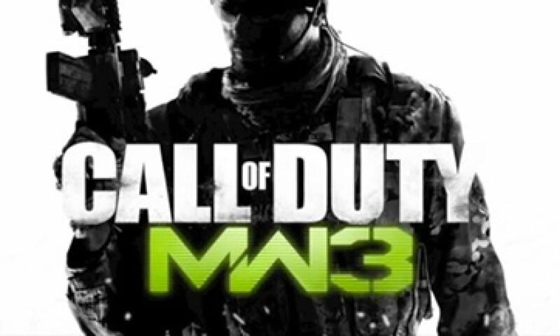 MW3 es el titulo más importante para Activision durante la temporada navideña. (Foto: Cortesía Activision)