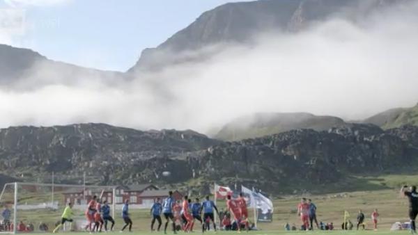 ¿Futbol en Groenlandia? Aquí sucede el torneo de soccer más corto del mundo