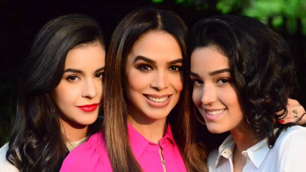 Ana Paula, Biby Gaytán y Alejandra