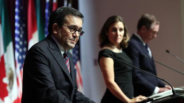 Las elecciones en México y en EU amenazan con provocar un TLCAN 'al vapor'