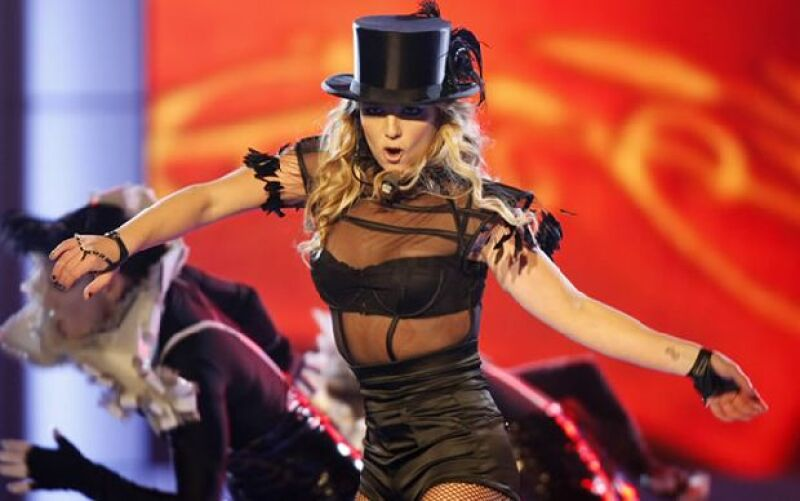 """La cantante festeja su aniversario con la presentación de su nuevo álbum """"Circus"""", con el que pretende dejar atrás sus años de polémica."""