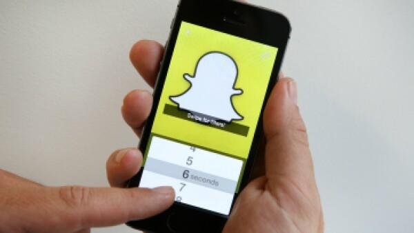 Snapchat logró reunir en mayo 537 millones de dólares de inversionistas. (Foto: Getty Images)