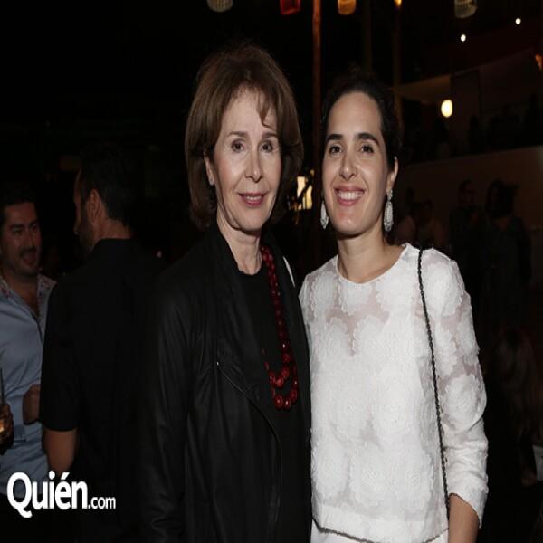 Marcia Bernal y Rosela Coppel