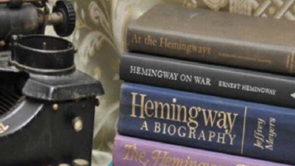 Ernest Hemingway fue nominado al Premio Pulitzer por su obra El viejo y el mar. (Foto: tomada de hemingwayhome.com )