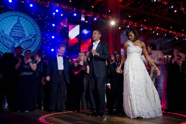USA - Presidential Inauguration - Neighborhood Inaugural Ball
