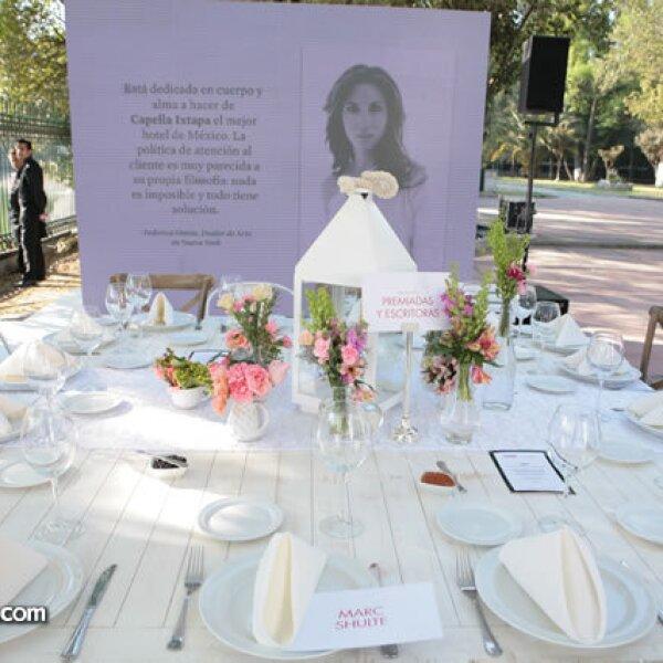 Desayuno en honor a `las 31 mujeres que amamos´