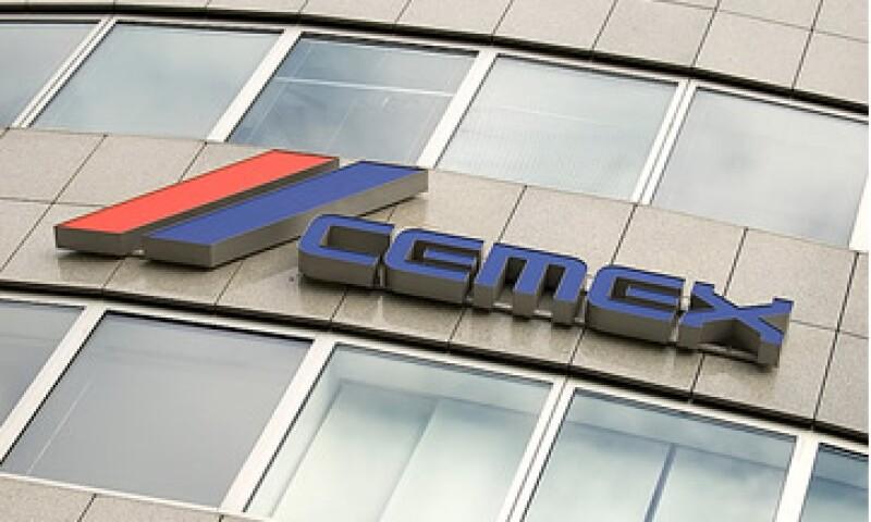Las acciones de Cemex en Nueva York subían en Nueva York subían 12.41% a 3.26 dólares. (Foto: Cortesía Cemex.com)