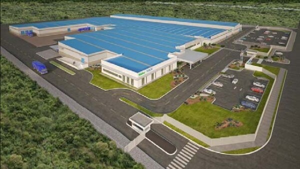Parque industrial Colinas de San Luis
