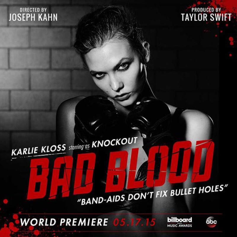 Karlie Kloss será Knockout.