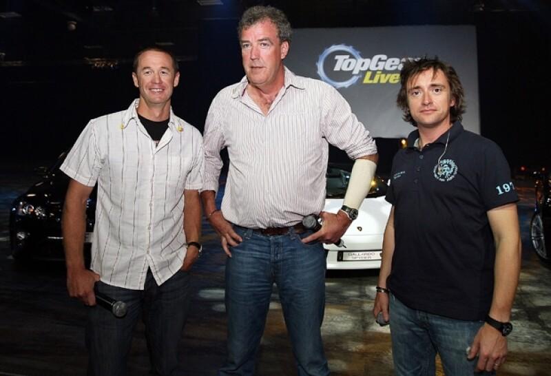 Los conductores de Top Gear hicieron comentarios xenófobos sobre los mexicanos.