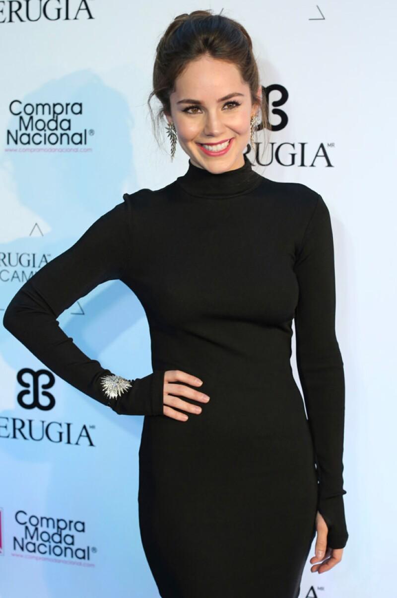 Camila Sodi lanzó el año pasado su línea de zapatos para la marca Perugia.