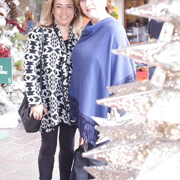Laura y Gloria Torres