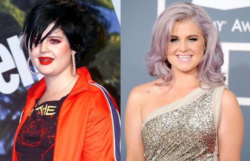 Además de bajar de peso considerablemente, la hija del rockero Ozzy Osbourne se convirtió no sólo en fan de la moda, ¡sino hasta en crítica! Checa cómo cambió Kelly.
