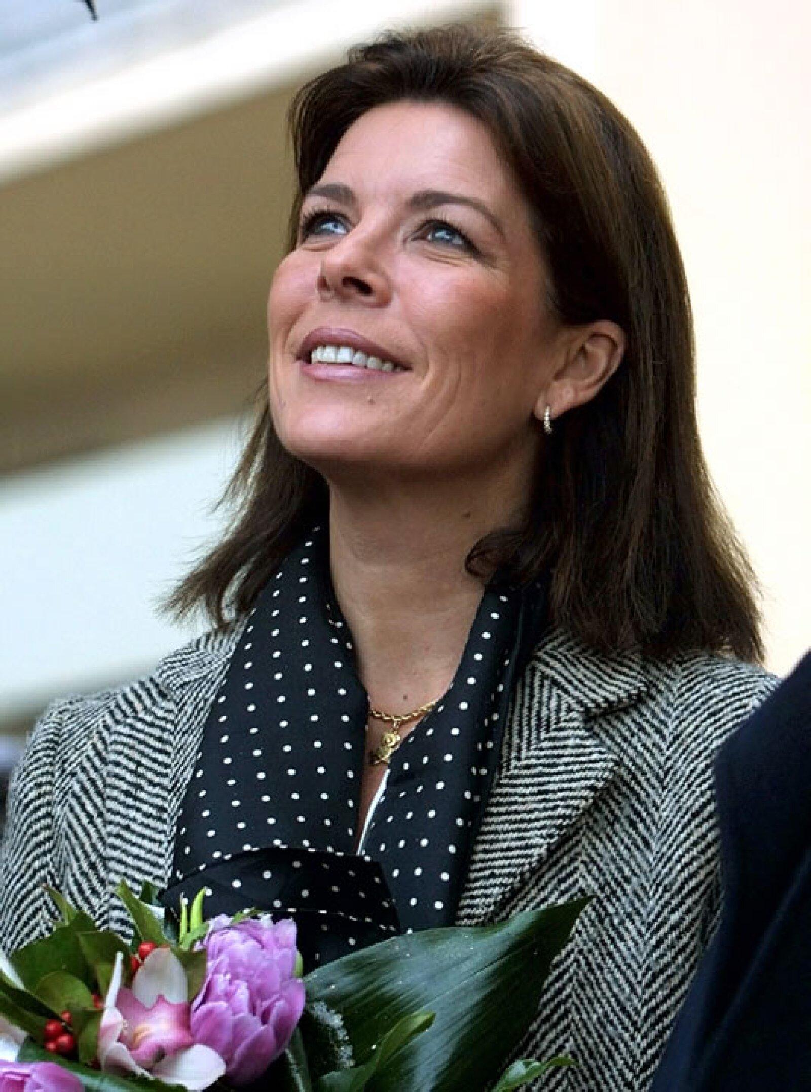 El pasado 23 de enero, Carolina Louise Marguerithe Grimaldi Kelly cumplió 56 años de edad.