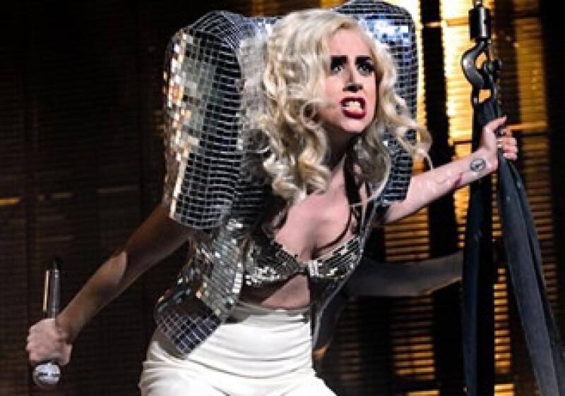 El ex novio de Lady Gaga dijo que fue él quien le dio su nombre artístico. Su verdadero nombre es Stefani Germanotta. (Foto: AP)