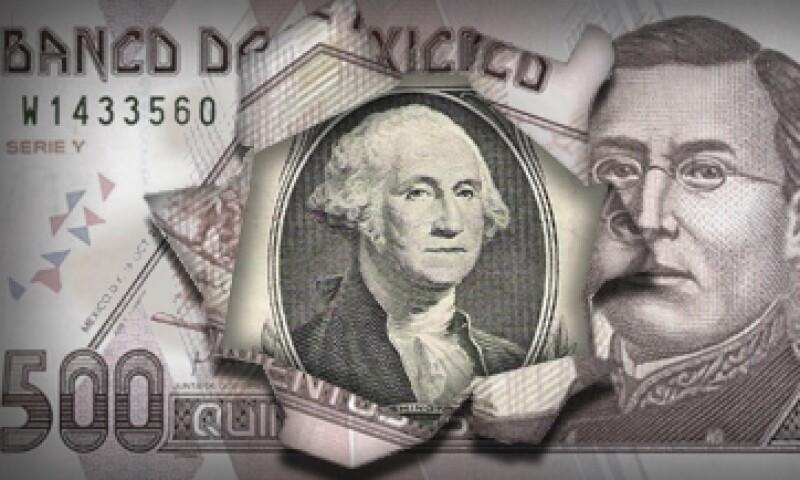 Esta semana Hacienda y el Banxico anunciaron una subasta diaria de 52 millones de dólares. (Foto: Especial )