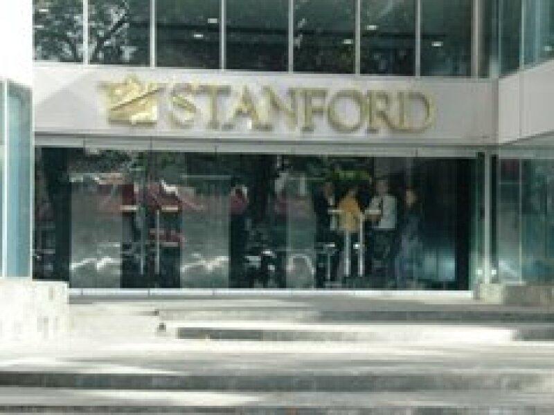Stanford Fondos tenía más de 3,400 clientes. (Foto: Notimex)