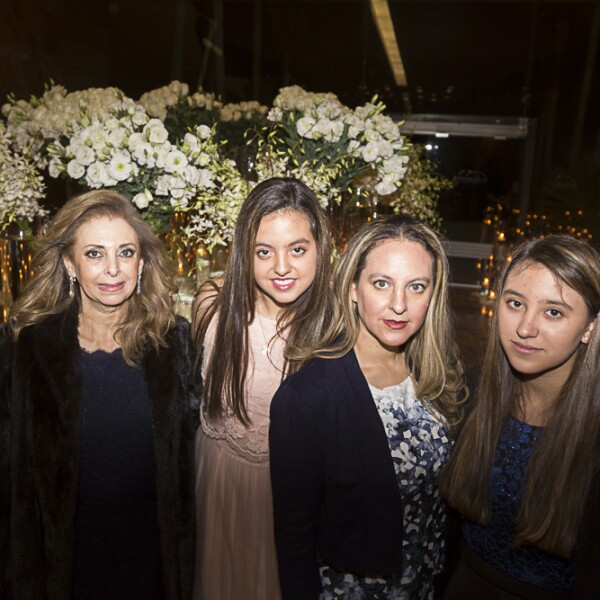 Diana Carreño, Diana García, Diana Lanz Duret Lucía García