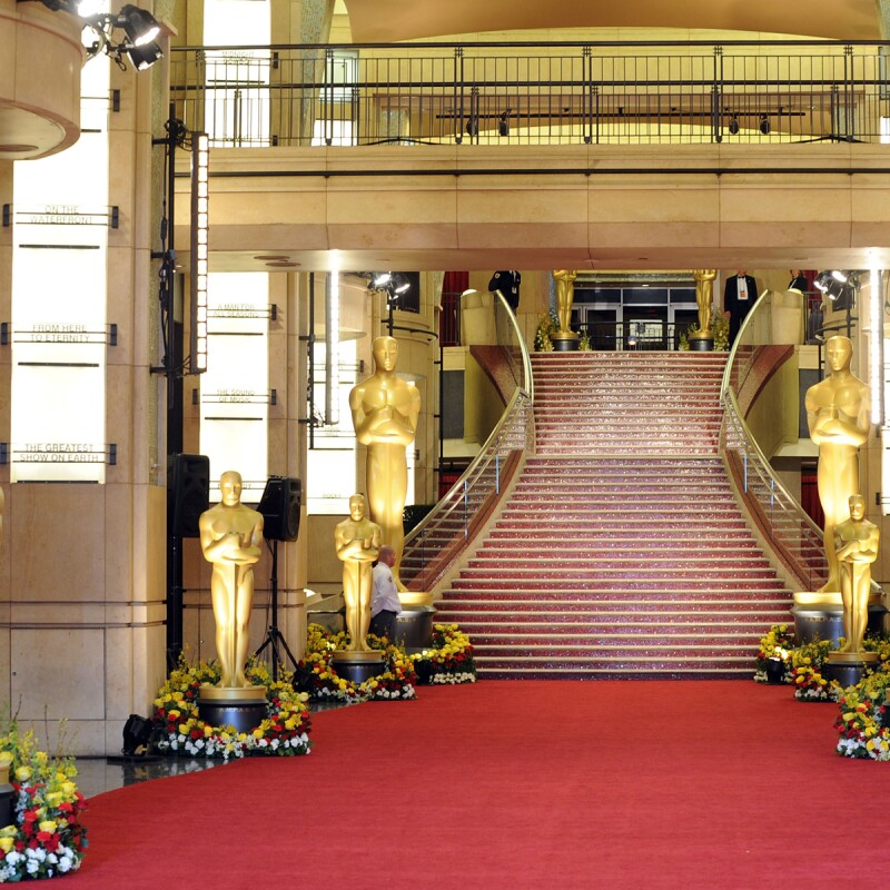 Hall del Dolby Theater