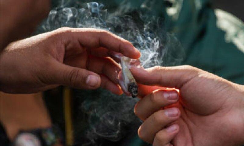 Un amparo permitió a cuatro personas en México el consumo lúdico de marihuana (Foto: Cuartoscuro )