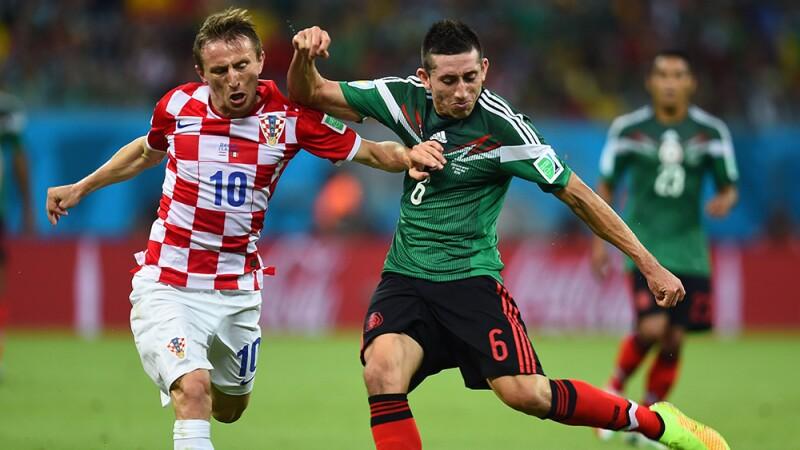 Croacia vs México