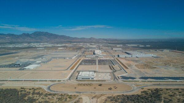 Planta San Luis planta BMW