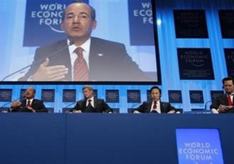 El presidente de México advirtió la necesidad de instituciones multilaterales más fuertes. (Foto: AP)