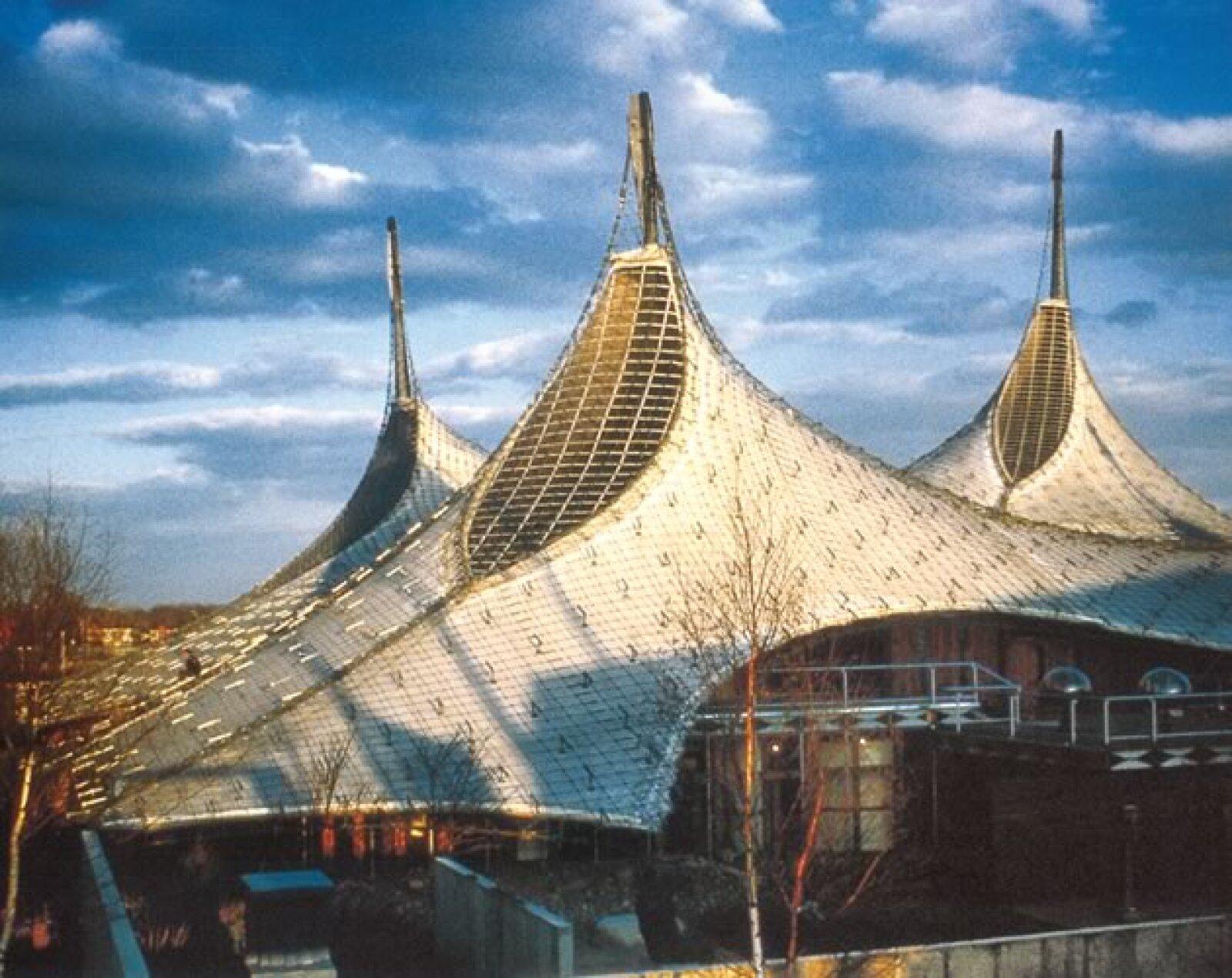 Centro de Exposiciones de Montreal 1967 (Pritzker Academy)