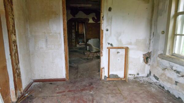 Casa abandona