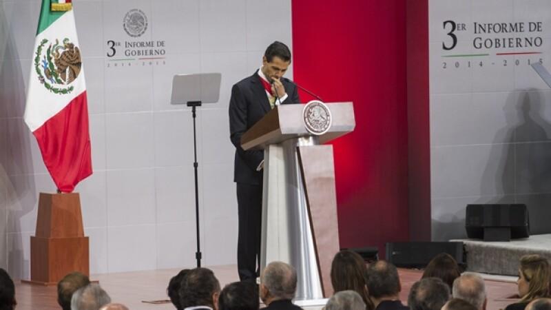 Peña Nieto informe