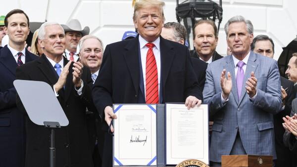 Trump-USMCA
