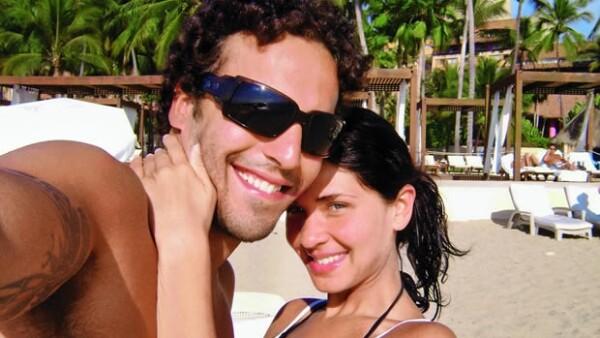 Con tres películas por estrenar, la actriz de 29 años se fue con su novio, Guto Salas,  al país sudamericano, donde disfrutó una semana romántica y tropical.