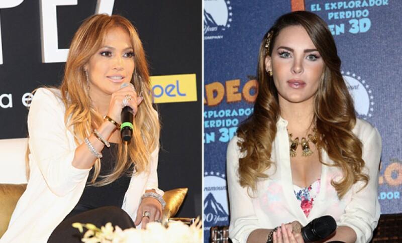 En su paso por México, la cantante dijo no conocer a la mexicana, y que por lo tanto no trabajará con ella, al menos en un futuro cercano.
