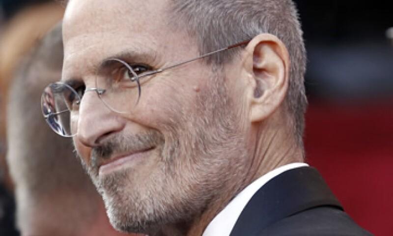 Steve Jobs falleció a los 56 años de edad. (Foto: AP)