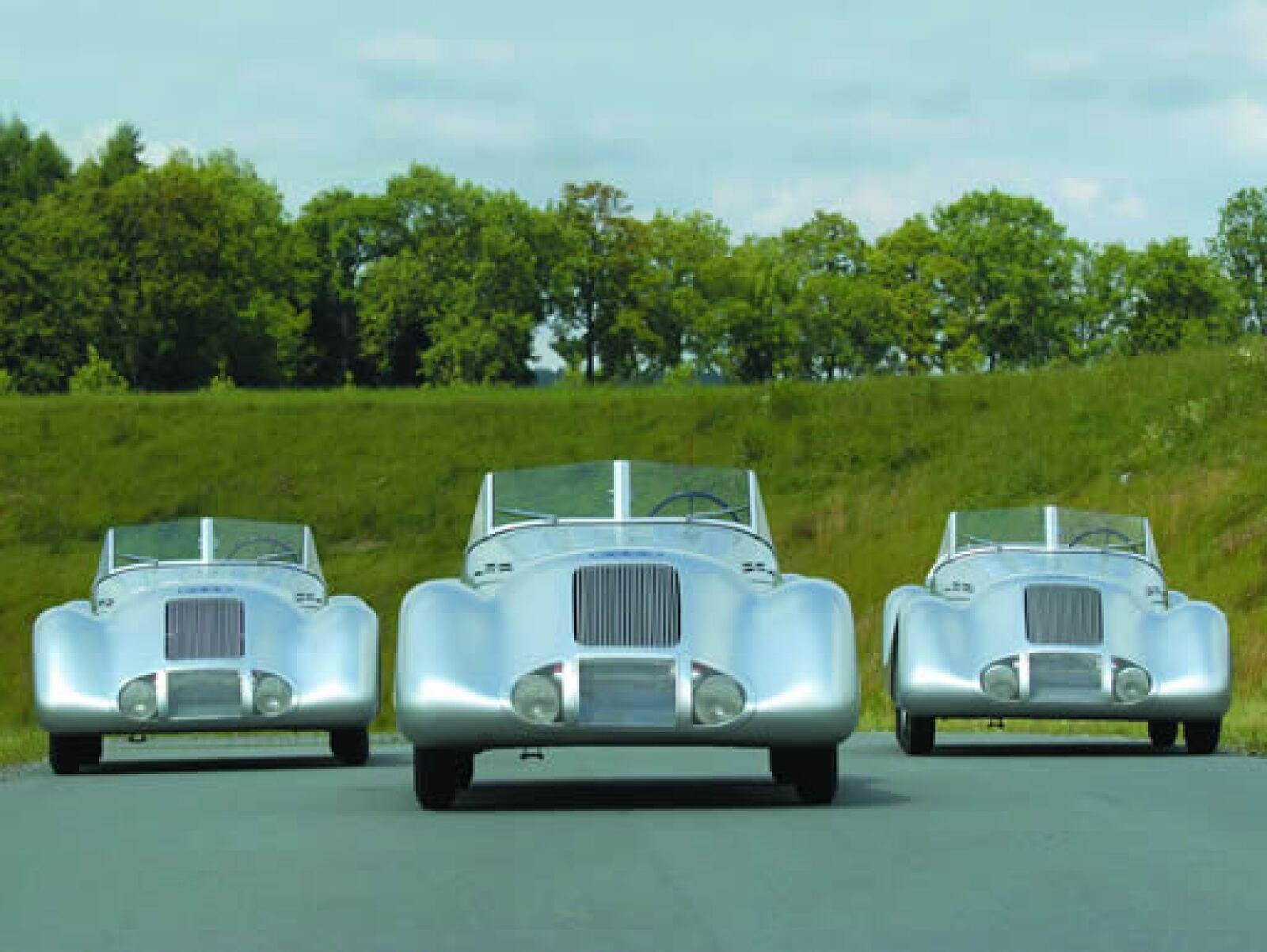 Tres modelos Wanderer Streamline Specials aún circulando.