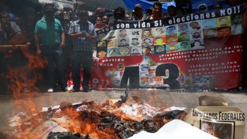Elecciones Oaxaca