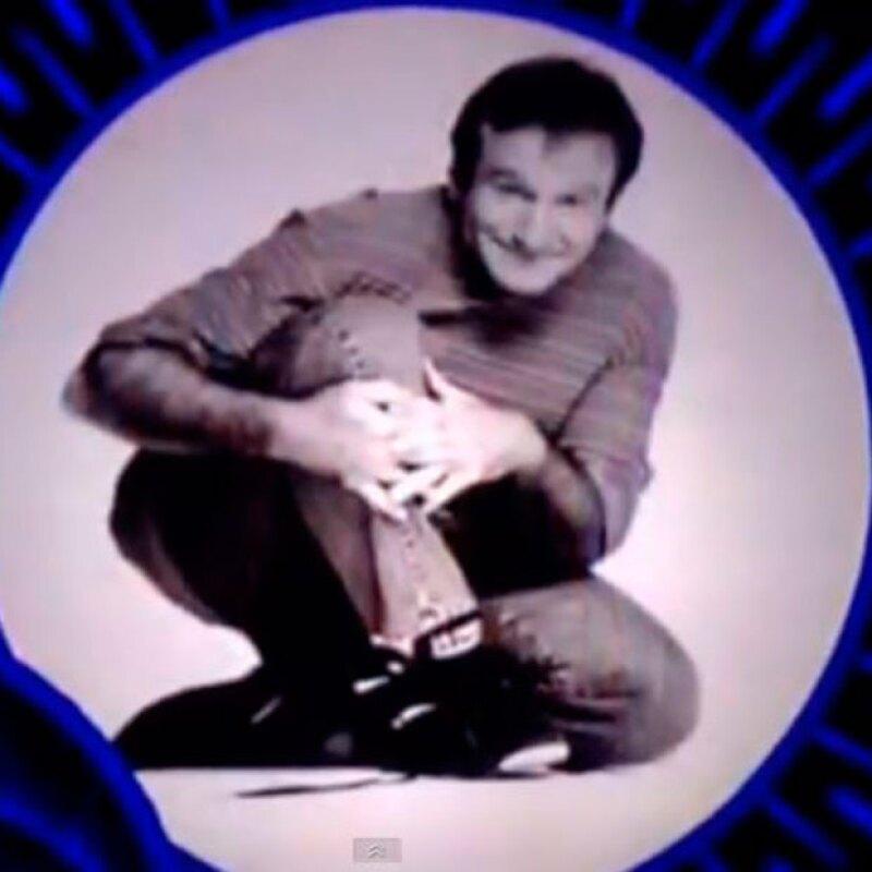 Un video con duración de 20 segundos y seis fotografía fue el tributo que se hizo al actor, el cual generó críticas y disgusto entre los espectadores.