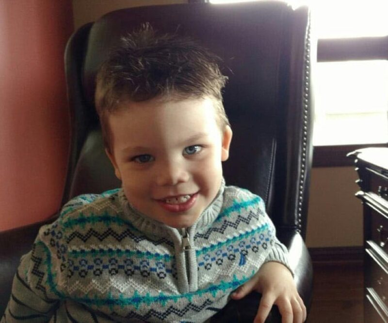 Ayer el departamento de policía de Orange County dio a conocer la primer fotografía del niño que fue arrastrado por un cocodrilo.