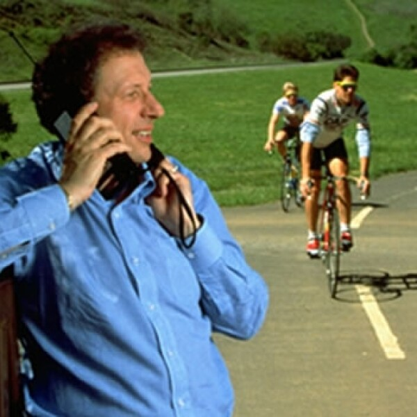 Alla Z Loren presidente Apple 1989 historia celulares