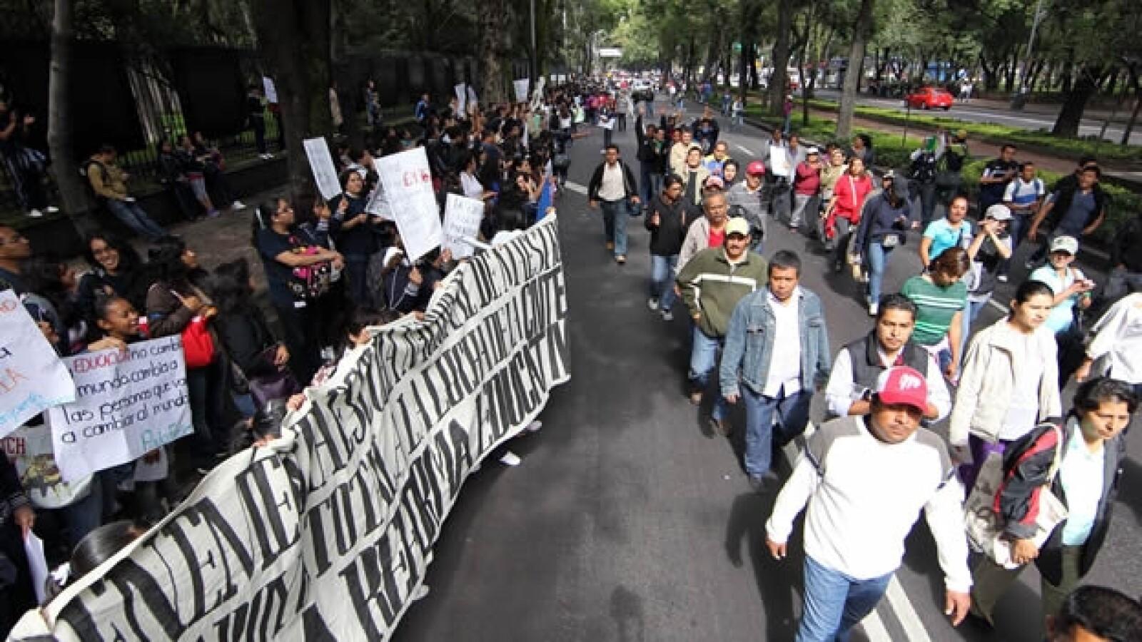 marcha reforma congreso 8
