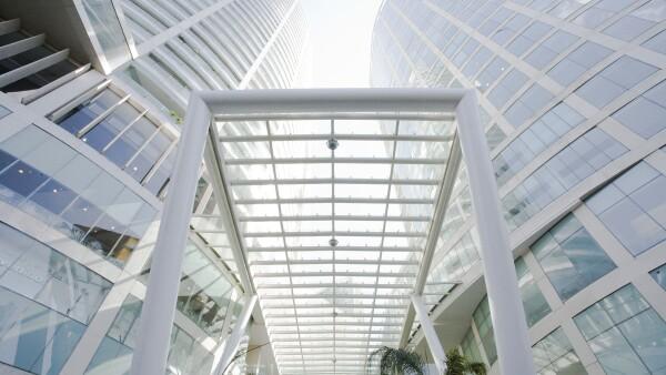 Fibra Uno tiene en su portafolio centros comerciales como Reforma 222, en la Ciudad de México.