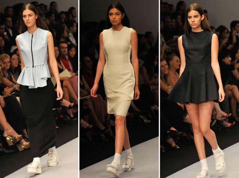 Es la primera colección de la diseñadora de Pepa Salazar.